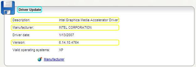 Unknown Graphics Card Driver Automatic